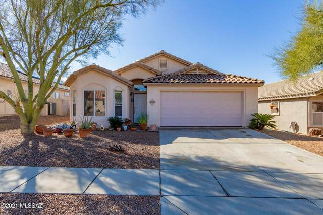5469 W White Dove Road, Marana, AZ 85658 (#22106794) :: Keller Williams