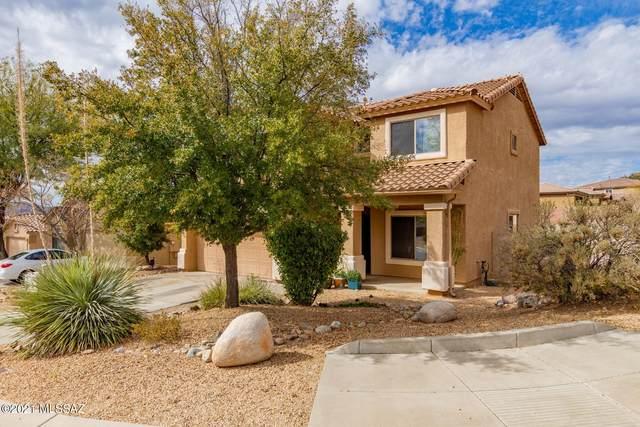 60389 E Alpine Way, Tucson, AZ 85739 (#22106829) :: Tucson Real Estate Group