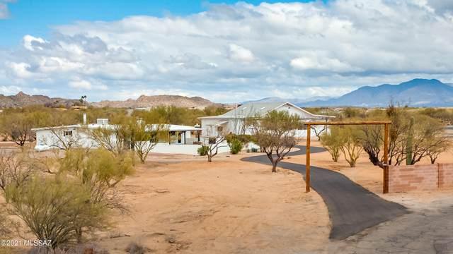 1720 W Cessna Way, Oro Valley, AZ 85755 (MLS #22106852) :: The Property Partners at eXp Realty
