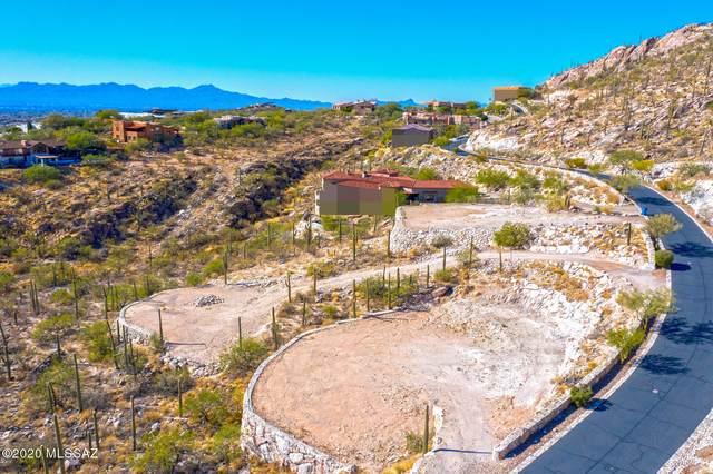E Playa De Coronado 3 Lots, Tucson, AZ 85718 (#22106859) :: Keller Williams