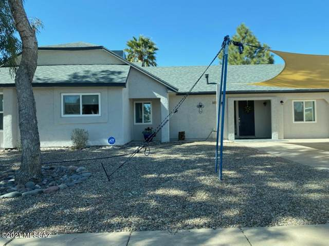 4830 W Waterbuck Dr, Tucson, AZ 85742 (MLS #22106906) :: The Luna Team