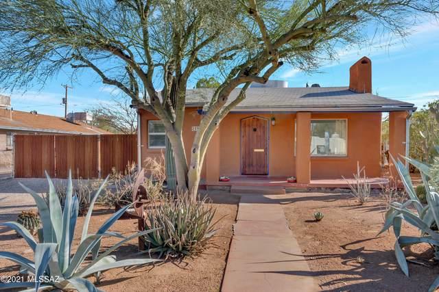 1132 E Glenn Street, Tucson, AZ 85719 (#22106949) :: The Local Real Estate Group | Realty Executives