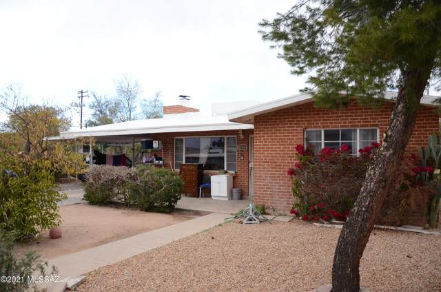 5711 E Bellevue Street, Tucson, AZ 85712 (#22106950) :: Tucson Real Estate Group