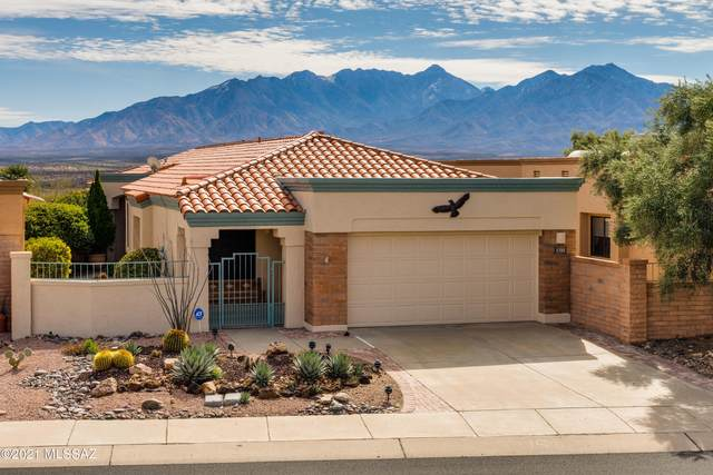 4799 S View Ridge Drive, Green Valley, AZ 85622 (#22106952) :: Tucson Real Estate Group