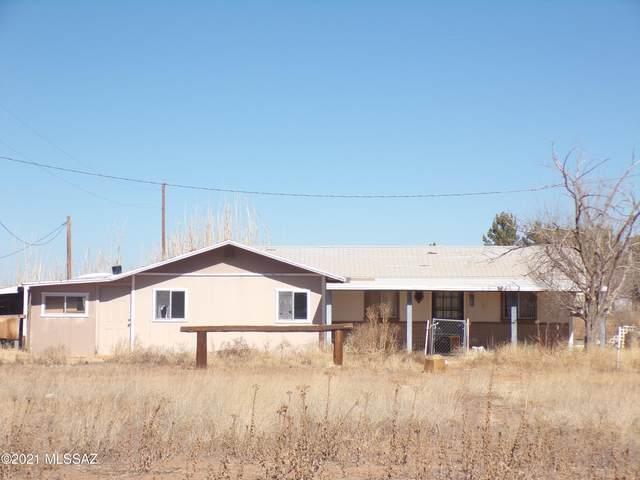 13361 S Dos Cabezas Road, Pearce, AZ 85625 (MLS #22107031) :: The Property Partners at eXp Realty