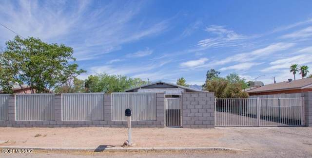 4101 E Flower Street, Tucson, AZ 85712 (#22107038) :: Gateway Realty International