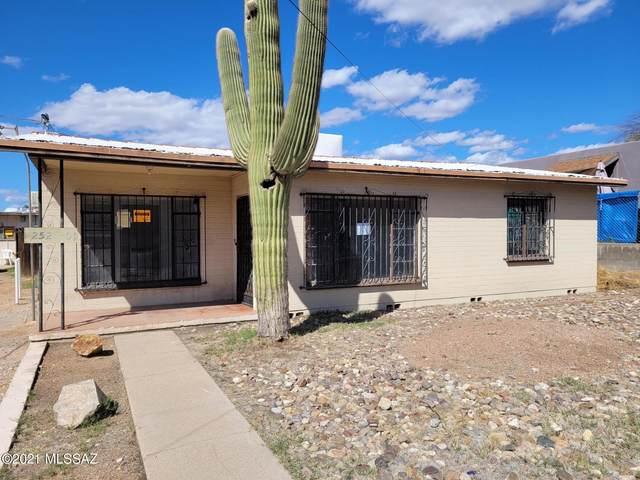 252 W Blacklidge Drive, Tucson, AZ 85705 (MLS #22107049) :: The Luna Team
