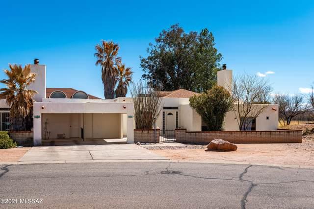 1177 Circulo Canario, Rio Rico, AZ 85648 (#22107066) :: Tucson Real Estate Group
