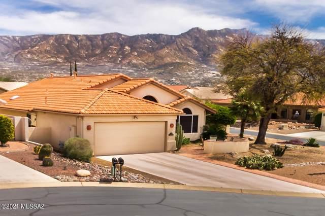 38475 S Bellrock Court, Tucson, AZ 85739 (MLS #22107121) :: My Home Group