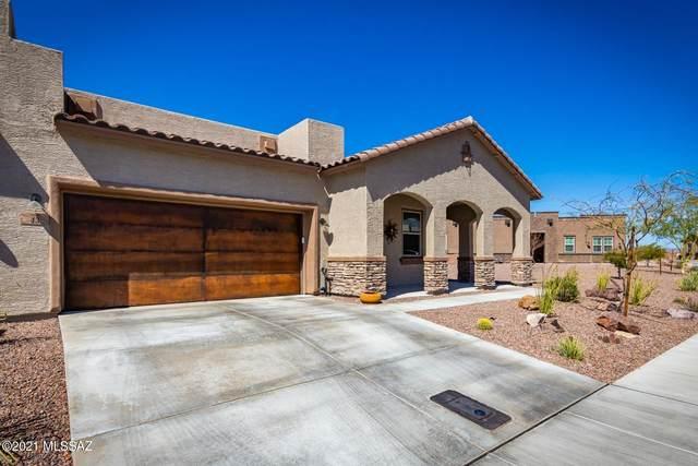 43 E Peralta Canyon Court, Oro Valley, AZ 85755 (#22107145) :: Kino Abrams brokered by Tierra Antigua Realty