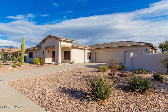 507 W Woodlawn Drive, Oro Valley, AZ 85755 (MLS #22107149) :: The Property Partners at eXp Realty