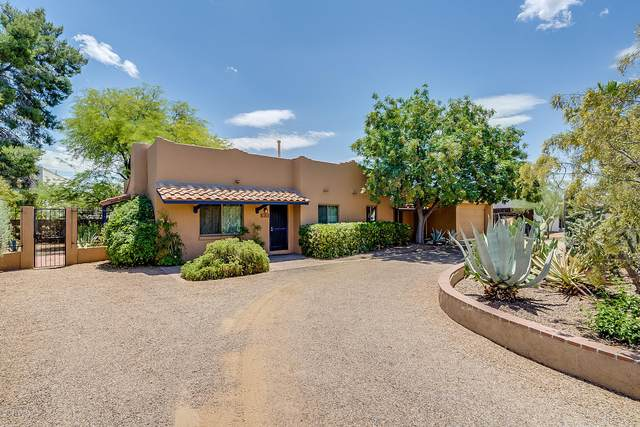 2808 E 10th Street, Tucson, AZ 85716 (#22107161) :: Gateway Realty International