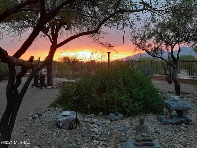 3101 N Avenida De La Colina, Tucson, AZ 85749 (#22107170) :: Kino Abrams brokered by Tierra Antigua Realty