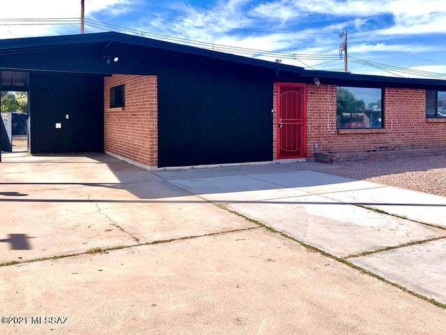 1525 W Calle Siglo, Tucson, AZ 85705 (#22107188) :: Gateway Realty International