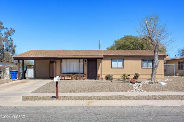 3371 S Mormon Drive, Tucson, AZ 85730 (#22107200) :: AZ Power Team