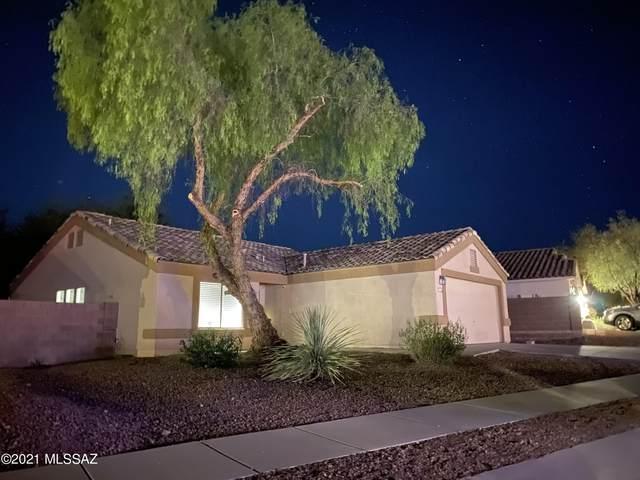 2543 W Southern Star Drive, Tucson, AZ 85713 (#22107203) :: Tucson Real Estate Group
