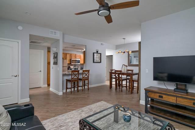 2550 E River Road #5105, Tucson, AZ 85718 (MLS #22107208) :: My Home Group