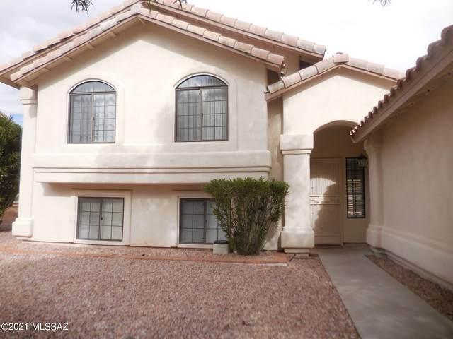 1561 E Grimaldi Place, Tucson, AZ 85737 (#22107239) :: Tucson Real Estate Group
