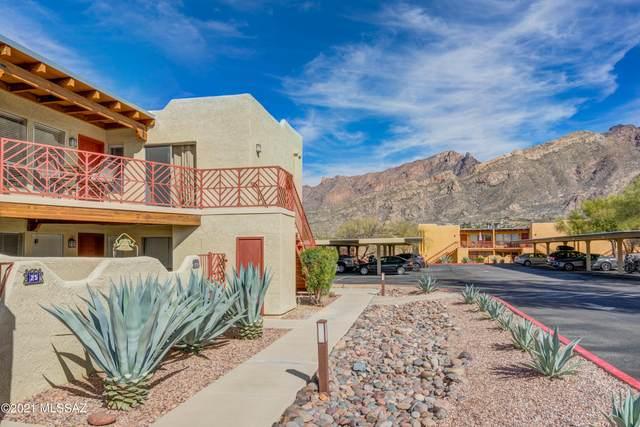 6255 N Camino Pimeria Alta #28, Tucson, AZ 85718 (MLS #22107240) :: The Property Partners at eXp Realty