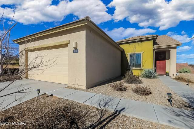 937 S Stalactites Circle, Benson, AZ 85602 (MLS #22107283) :: The Property Partners at eXp Realty