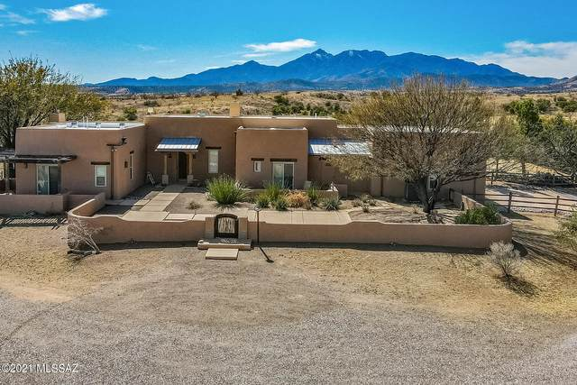 13420 E Singing Hills Trail, Sonoita, AZ 85637 (#22107297) :: The Local Real Estate Group | Realty Executives