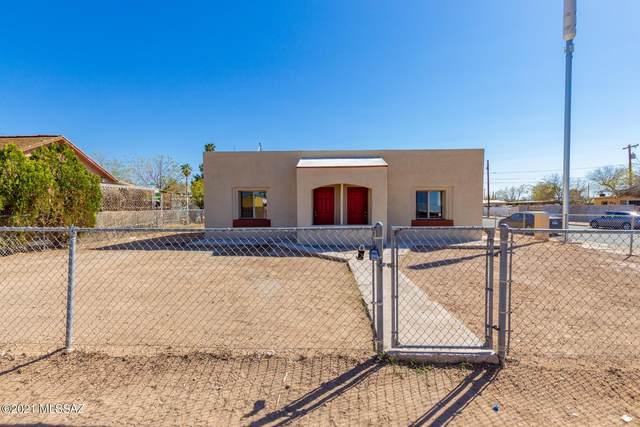 373/375 W President Street, Tucson, AZ 85714 (#22107320) :: Gateway Realty International