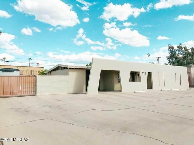 111 S Langley Avenue, Tucson, AZ 85710 (#22107326) :: Luxury Group - Realty Executives Arizona Properties