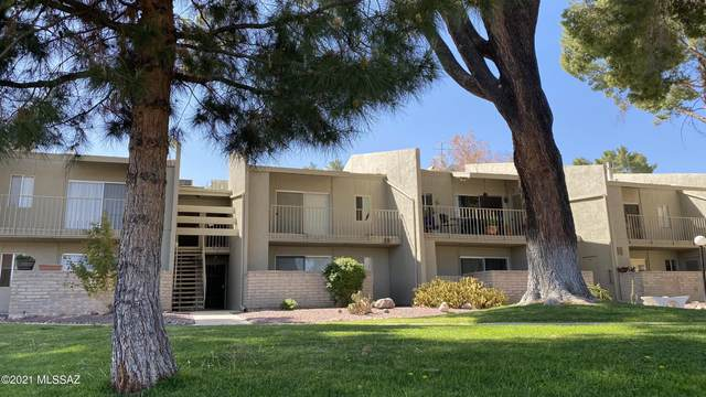 816 S Langley Avenue #102, Tucson, AZ 85710 (MLS #22107331) :: My Home Group