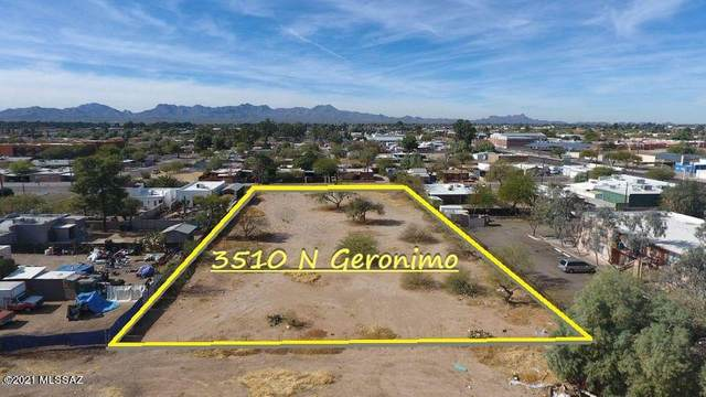 3508-3510 N Geronimo Avenue 6-7-8, Tucson, AZ 85705 (#22107341) :: Long Realty - The Vallee Gold Team