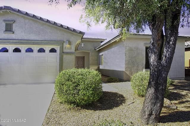 7135 W Amber Burst Court, Tucson, AZ 85743 (#22107342) :: Kino Abrams brokered by Tierra Antigua Realty
