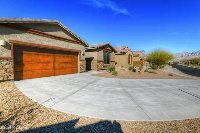 2332 W Virgo Street, Oro Valley, AZ 85742 (#22107367) :: Tucson Real Estate Group