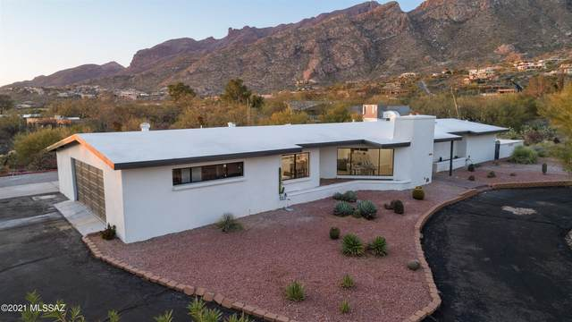 6611 N Swan Road, Tucson, AZ 85718 (#22107369) :: Tucson Real Estate Group