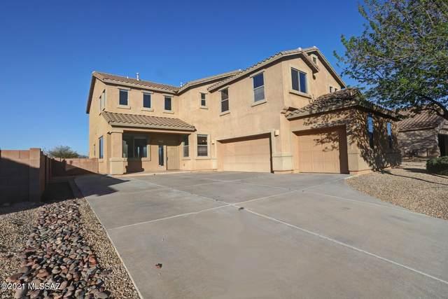 17155 S Golden Sunrise Place, Vail, AZ 85641 (#22107379) :: Long Realty Company