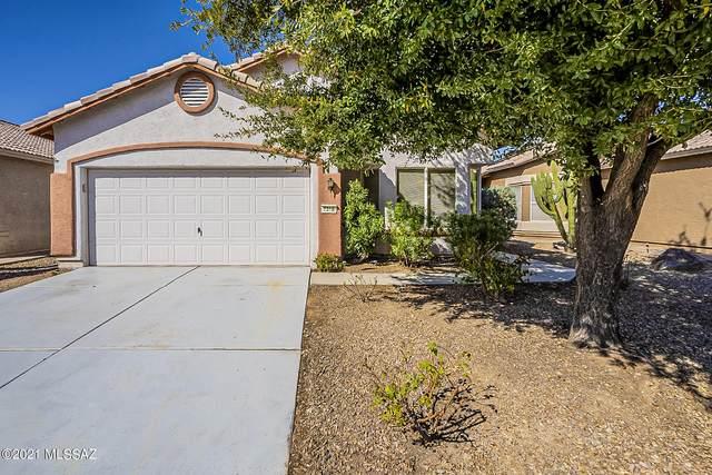 7316 W Mesquite River Drive, Marana, AZ 85743 (#22107387) :: Tucson Real Estate Group