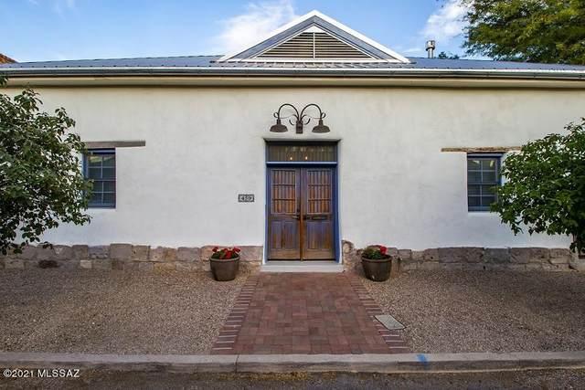459 S Convent Avenue, Tucson, AZ 85701 (#22107413) :: Tucson Real Estate Group