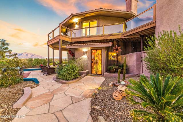 13931 N Gecko Canyon Trail, Tucson, AZ 85755 (#22107438) :: Long Realty - The Vallee Gold Team