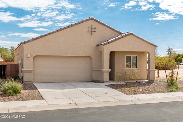 12451 W Reyher Farms Loop, Marana, AZ 85653 (#22107443) :: Long Realty - The Vallee Gold Team