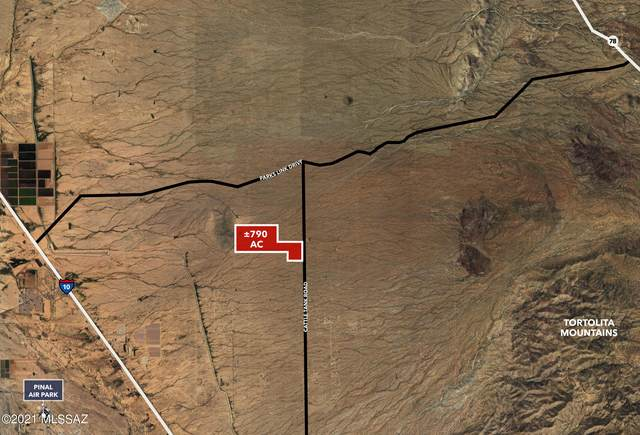 S Cattle Tank Road 790Acre, Marana, AZ 85658 (#22107456) :: Long Realty - The Vallee Gold Team