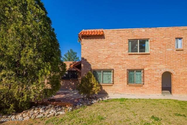 6565 E Calle La Paz C, Tucson, AZ 85715 (#22107460) :: Tucson Property Executives