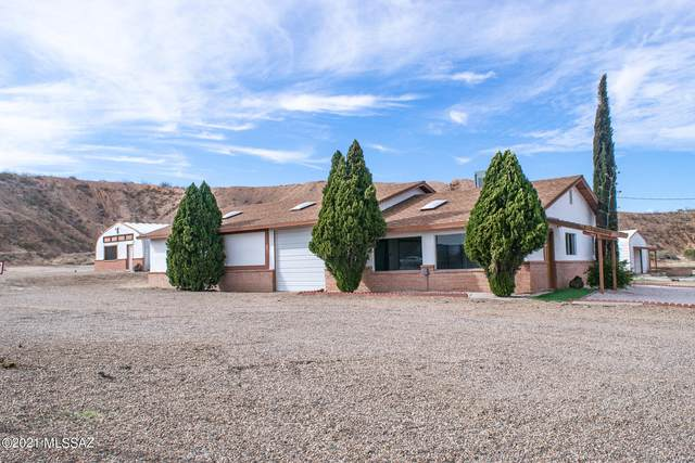 1108 W 4th Street, Benson, AZ 85602 (MLS #22107472) :: My Home Group