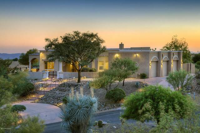 10835 N Summer Moon Place, Oro Valley, AZ 85737 (#22107518) :: Keller Williams