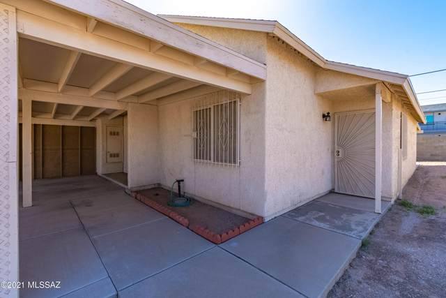 119 W Florence Street, Tucson, AZ 85705 (MLS #22107544) :: The Property Partners at eXp Realty