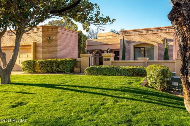 7071 E Calle Morera, Tucson, AZ 85750 (#22107552) :: Tucson Real Estate Group