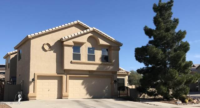 8350 N Poudre Drive, Tucson, AZ 85743 (#22107582) :: Kino Abrams brokered by Tierra Antigua Realty