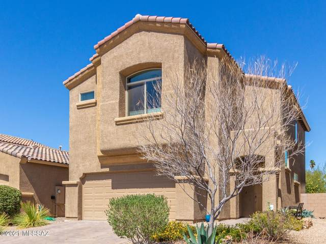 2758 W Checkerspot Drive, Tucson, AZ 85741 (MLS #22107590) :: The Property Partners at eXp Realty