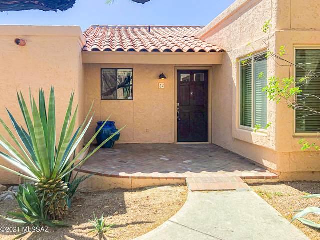 7601 N Calle Sin Envidia #54, Tucson, AZ 85718 (#22107595) :: Tucson Real Estate Group
