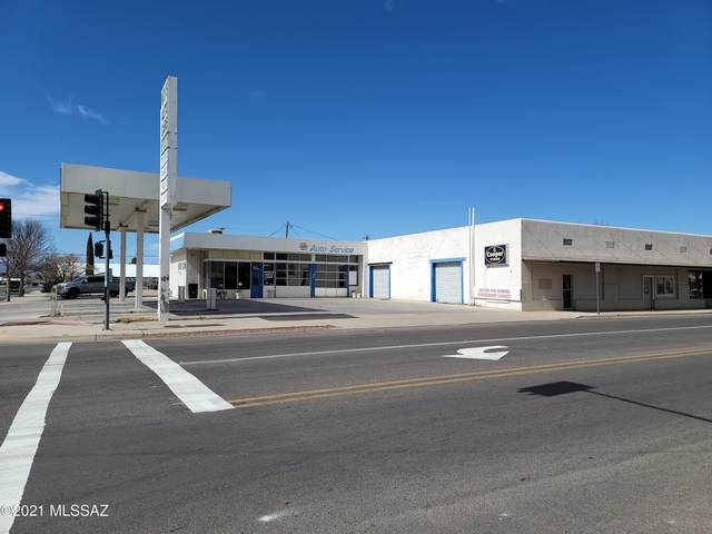 102 N Haskell Ave, Lot 9 & 10, Willcox, AZ 85643 (#22107612) :: Kino Abrams brokered by Tierra Antigua Realty