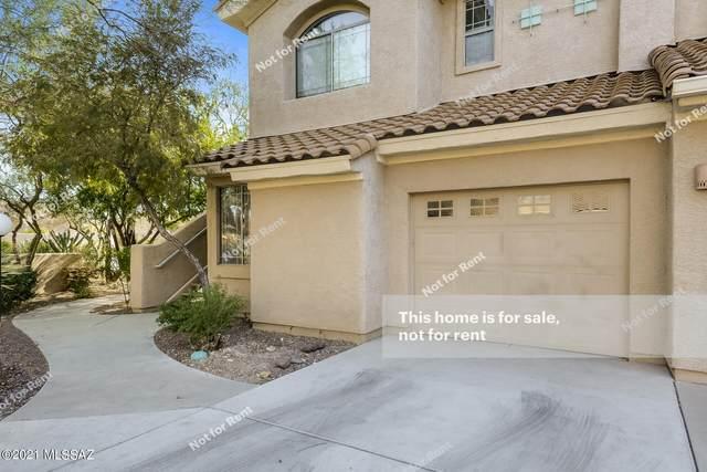 755 W Vistoso Highlands Drive #117, Oro Valley, AZ 85755 (#22107613) :: Keller Williams