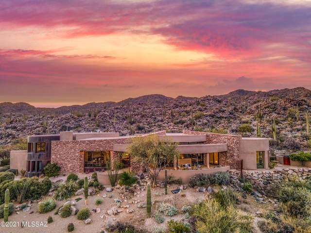 1105 Tortolita Mountain Circle, Oro Valley, AZ 85755 (#22107620) :: Kino Abrams brokered by Tierra Antigua Realty