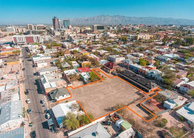 507 S Meyer Avenue #7, Tucson, AZ 85701 (#22107653) :: Long Realty Company
